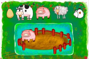 animales granja