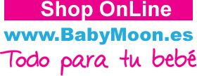 www.BabyMoon.es Shop Online Todo para tu bebé