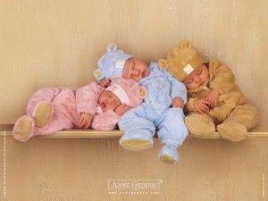 Baby-sleeping-