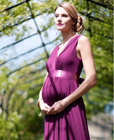 Vestidos-para-las-invitadas-embarazadas