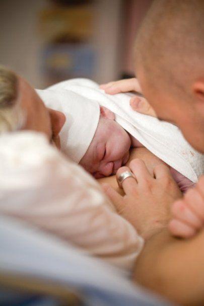 recien nacido en el hospital primeros dias