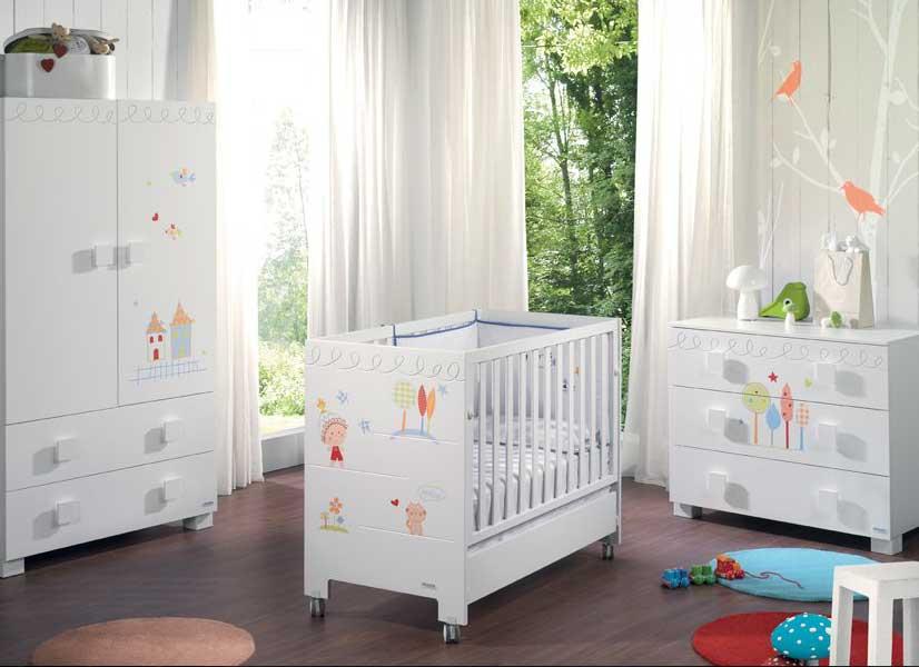 habitación infantil Duende micuna