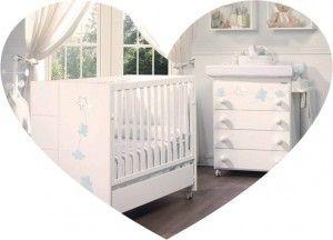 el bebé y la elección de habitación