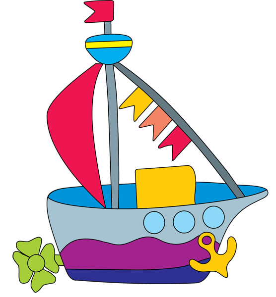 viajar en barco con niños