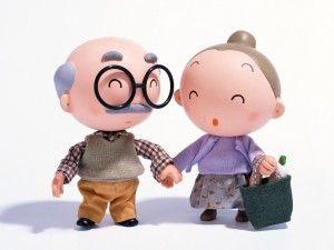 mi hijo y sus relaciones con los abuelos
