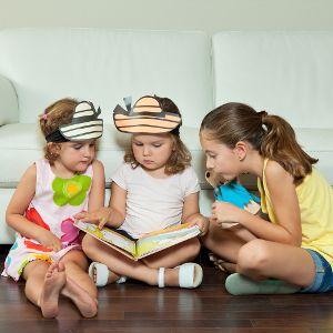 atividad para niños cuentos manualidades