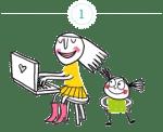 actividad infantil cuentos manualidades