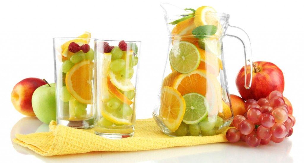 jarra fruta