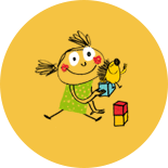ctividad para niños cuentos manualidades
