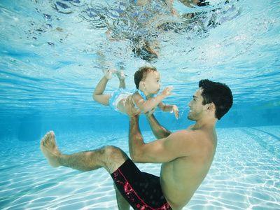 natacion bebés