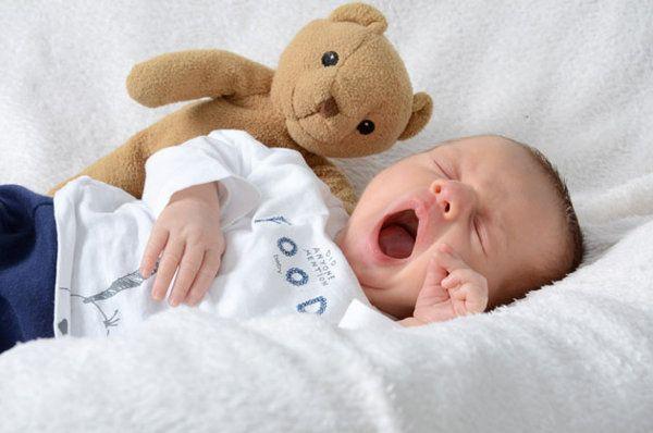 siesta en bebés