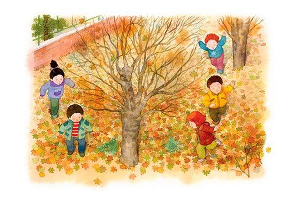 actividades es otoño para niños
