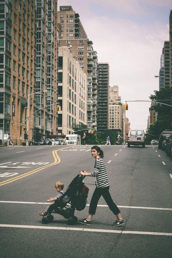 paseo por new york