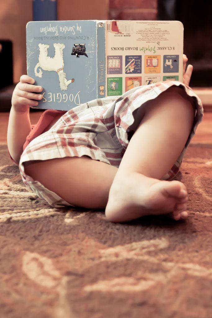 lectura del bebe