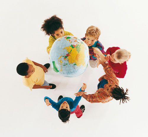 niños idiomas