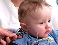 sordera en niños