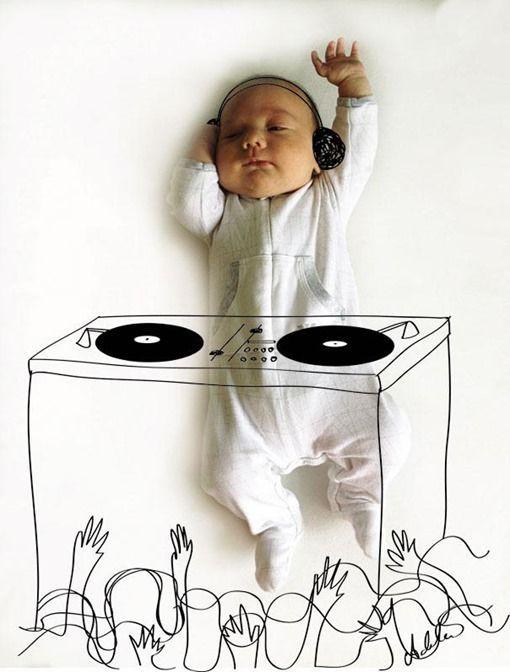 soñar con musica