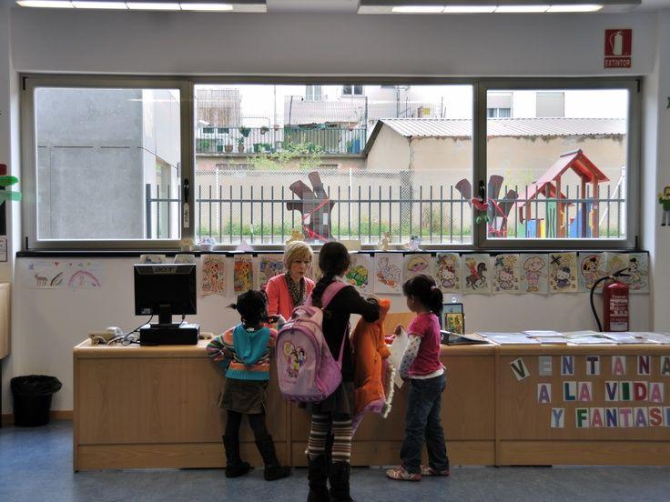 biblioteca y parque