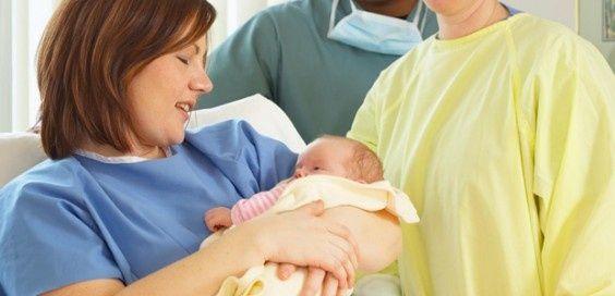 visitar recién nacido