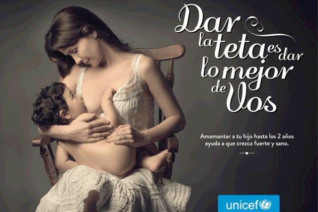 unicef lactancia materna