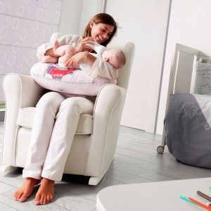 cojín lactancia materna