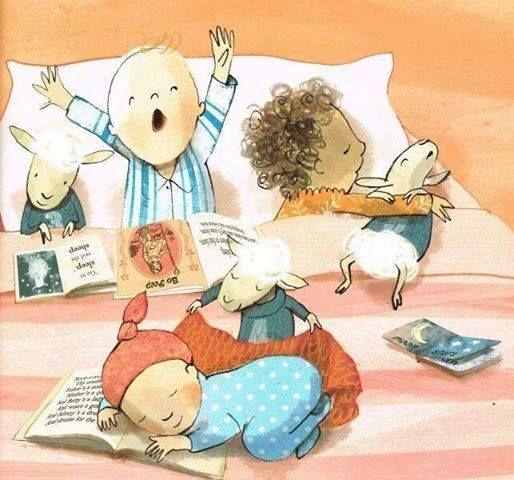 lectura infantil compartida