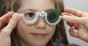 problemas visuales niños