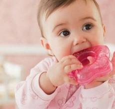 dolor dental en bebés