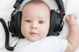 música beneficiosa para los peques