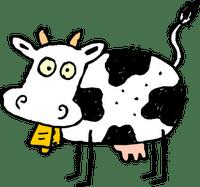 problemas con la leche de vaca