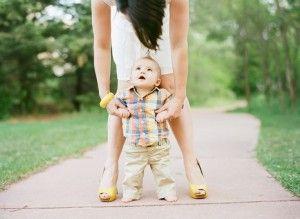 observar aprendizaje bebé