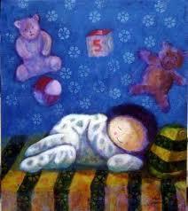 el niño que duerme mal