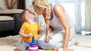 nuestro hijo y el cariño