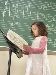 música en los niños