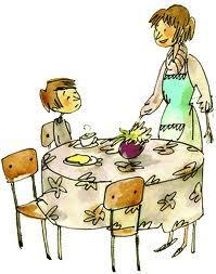 el desayuno de tus hijos