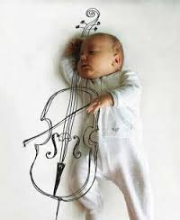 música en los pequeños