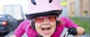 el casco en los menores