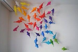 realizar origami con niños