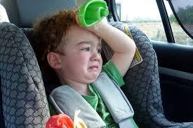 la sudoración en bebés