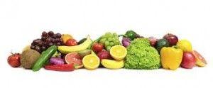 fruta para bebés