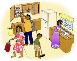 aplicación para tareas hogar family team