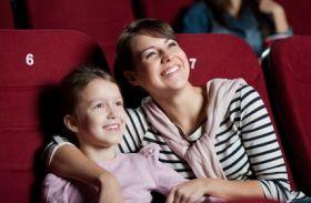 ir al cine con los peques