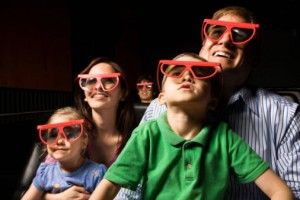 ir al cine a disfrutar con los más pequeños