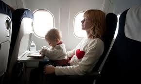 viajar con bebés