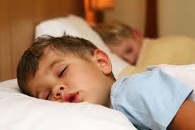 siesta para los pequeños