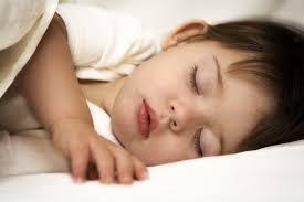 la siesta en los pequeños