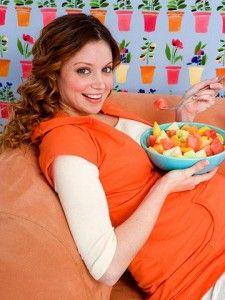 pomelo, fruta sana en el embarazo