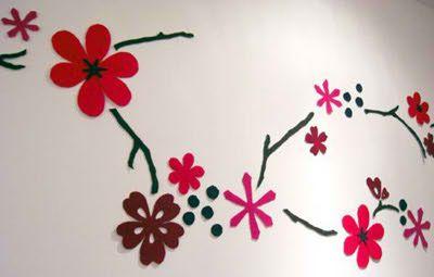 Manualidades infantiles ii decorar la casa de vacaciones - Decorar casa con manualidades ...