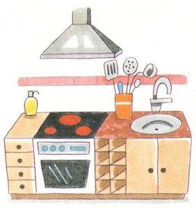 la cocina como medio creativo
