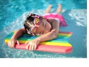 Dibujo piscina